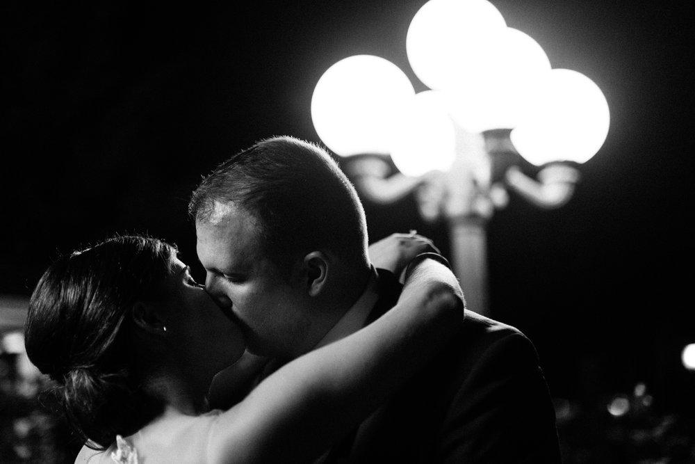 Romantic Night Wedding Antrim 1844