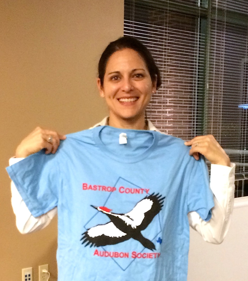 Iliana Pena, Director of Conservation of Audubon Texas