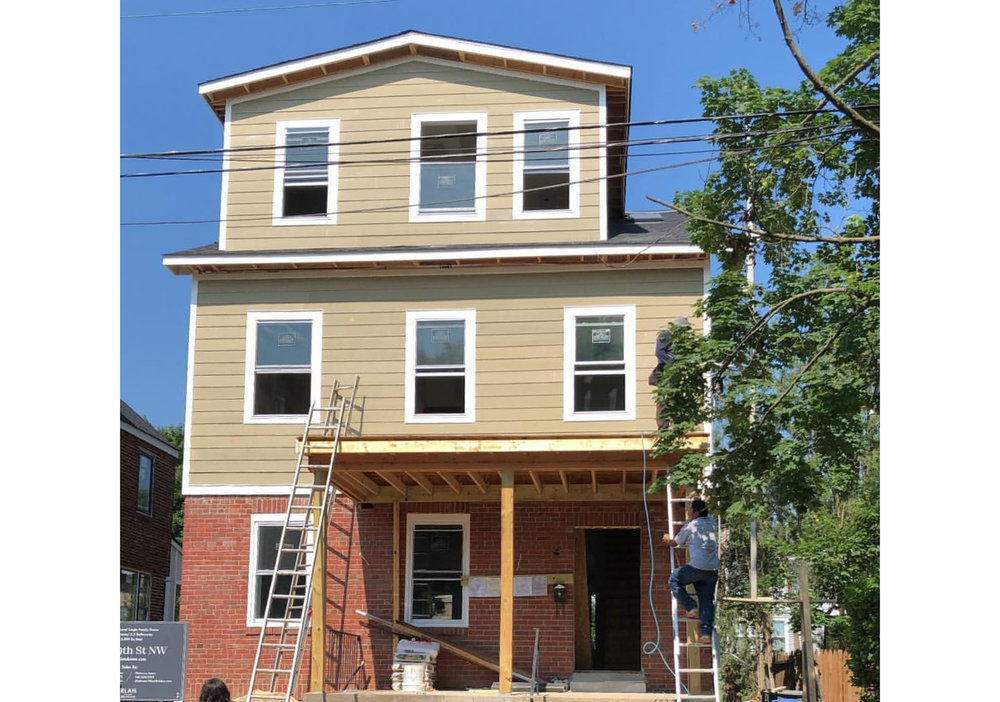 New Home w/ Rentable Basement in Takoma - 7110 9th St NWWashington, DC 20012