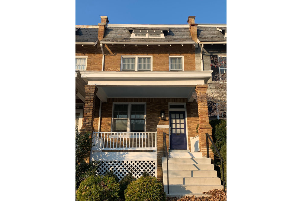 Burleith/Georgetown Finely Renovated Rowhouse - 1900 Block of 37th St NWWashington DC 20007