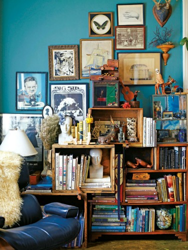 Eclectic Clutter