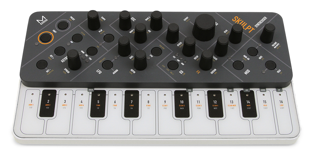 SKULPT is a tiny, feature-packed synth for under $300