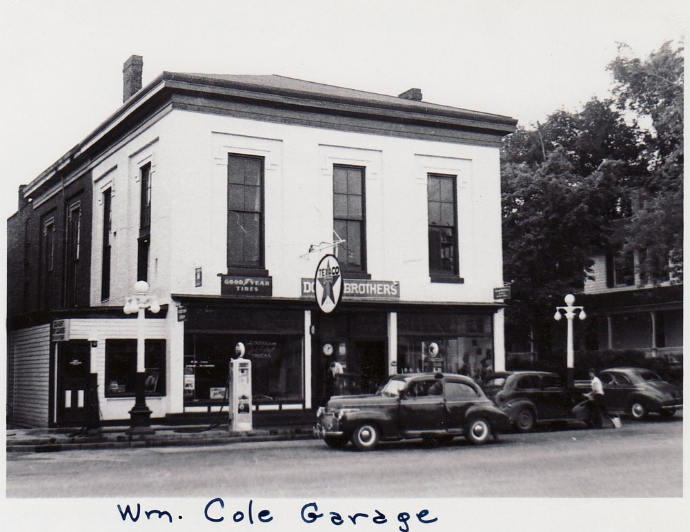 c. 1947 Courtesy of Livingston County Historian