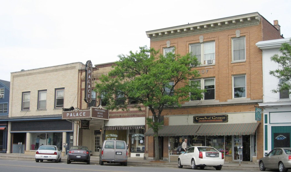 2006 Left to right: 57, 61, 65 Main Street
