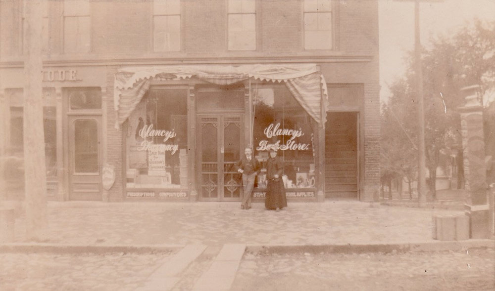 c. 1891, Photo courtesy of Livingston County Historian