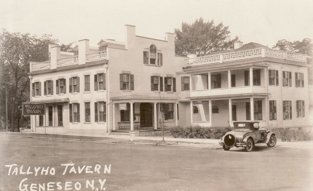 c. 1930 Courtesy of Livingston County Historian