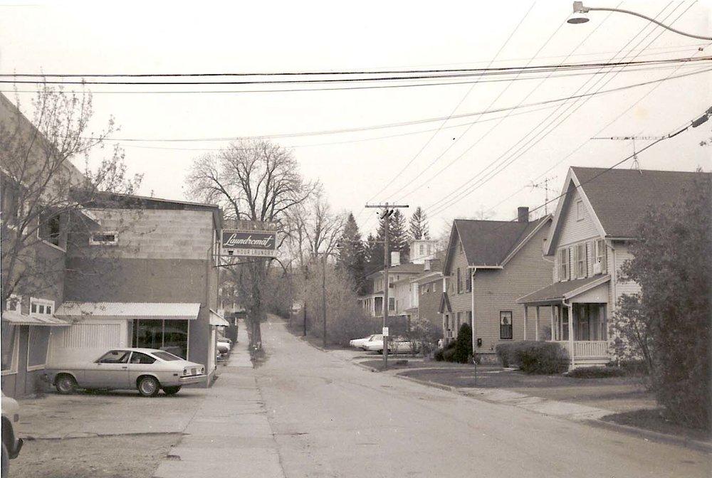 Chestnut Street, 1977 Courtesy of APOG