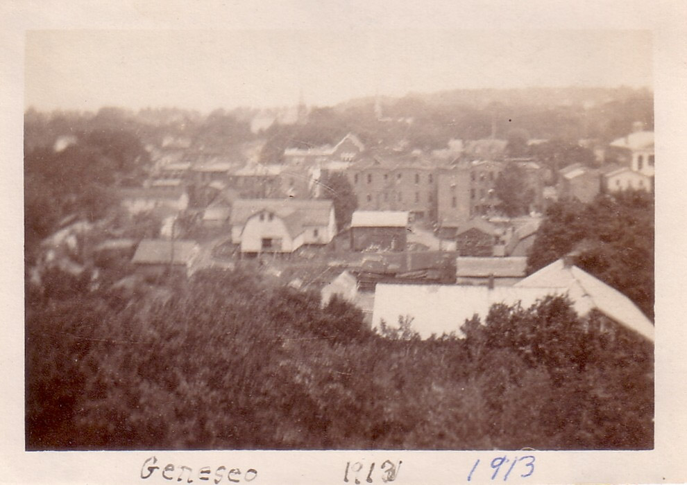 Geneseo in 1913
