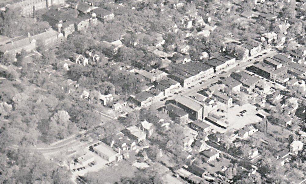 Geneseo in 1951