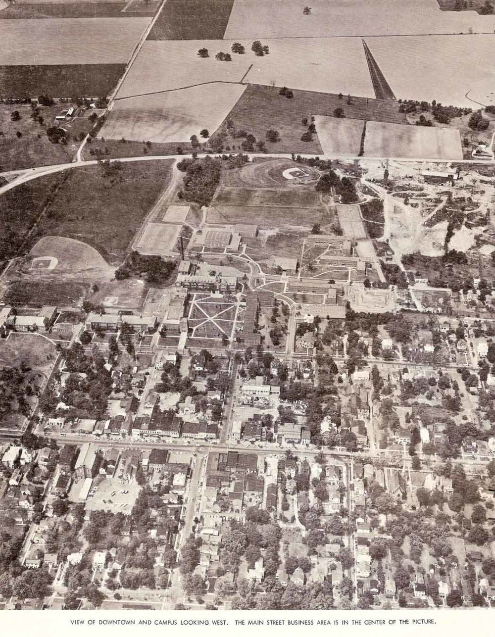Geneseo in 1966