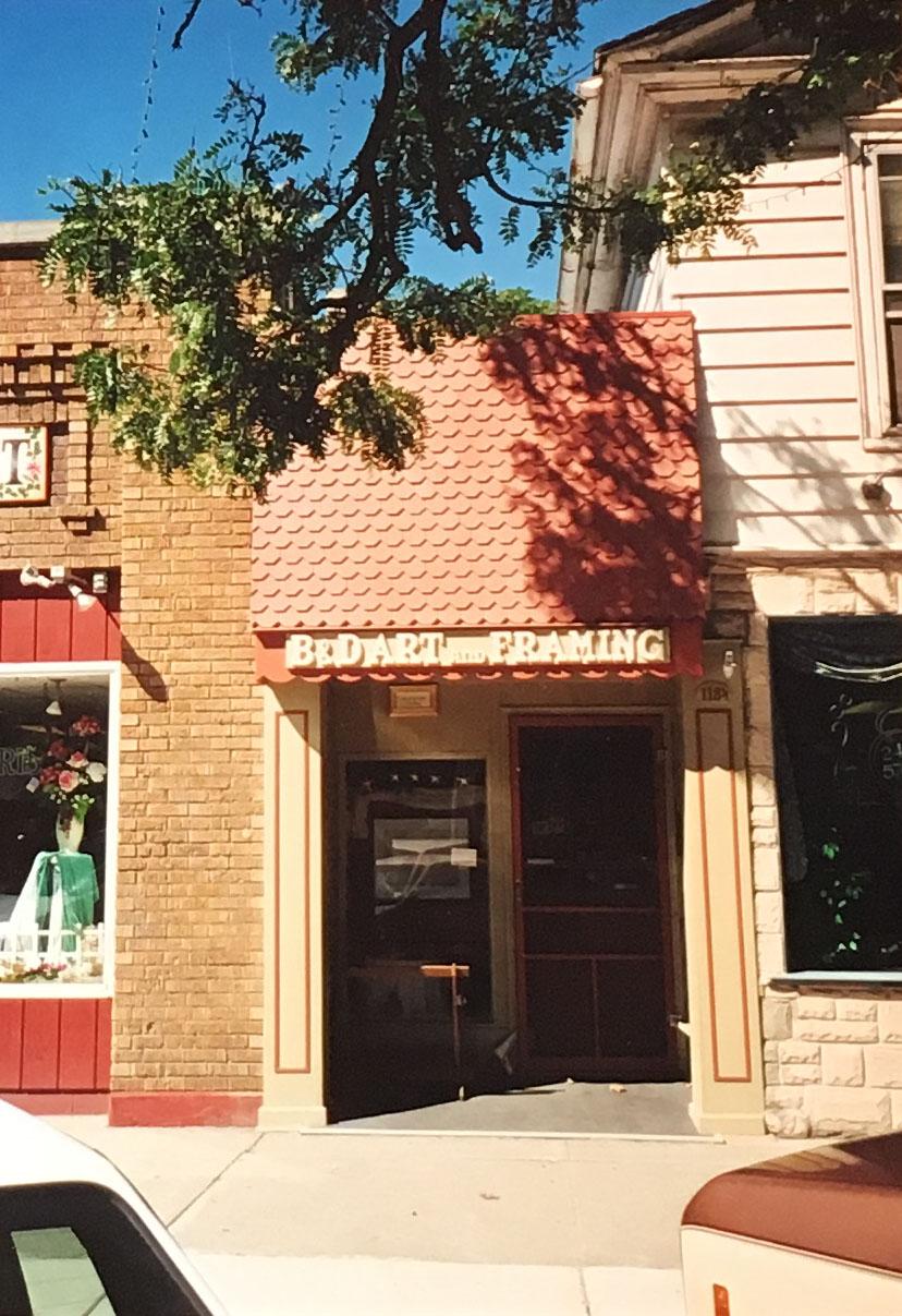 1999 -  118.5 Second Street