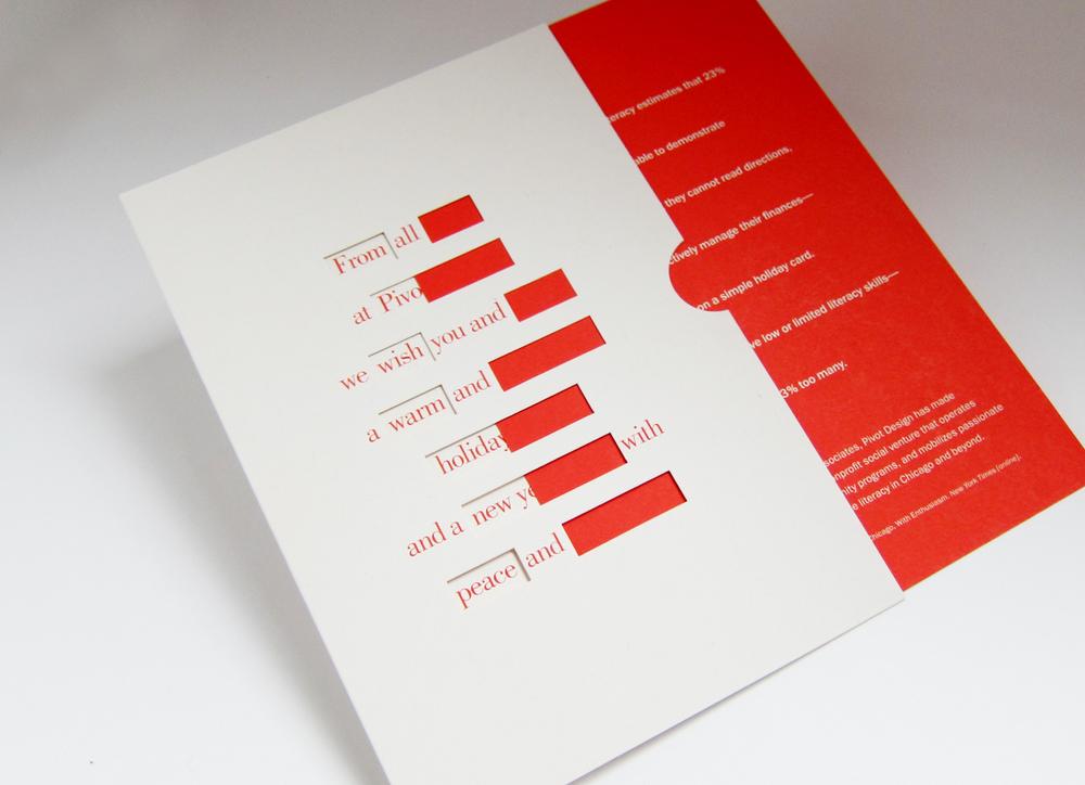 pivot holiday3jpg - Holiday Card Design