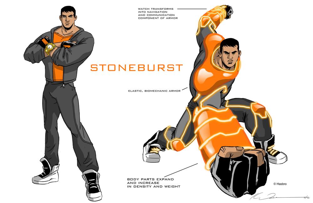 Character Design - Hasbro