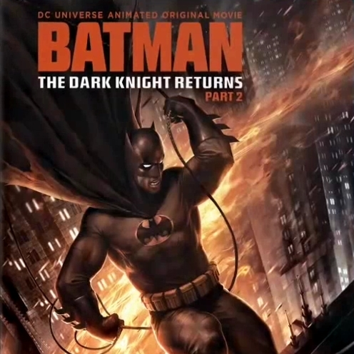 Batman: The Dark Knight Returns Part 2 DVD/Cinema release - WB