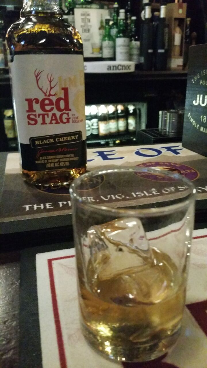 red stag glasgow