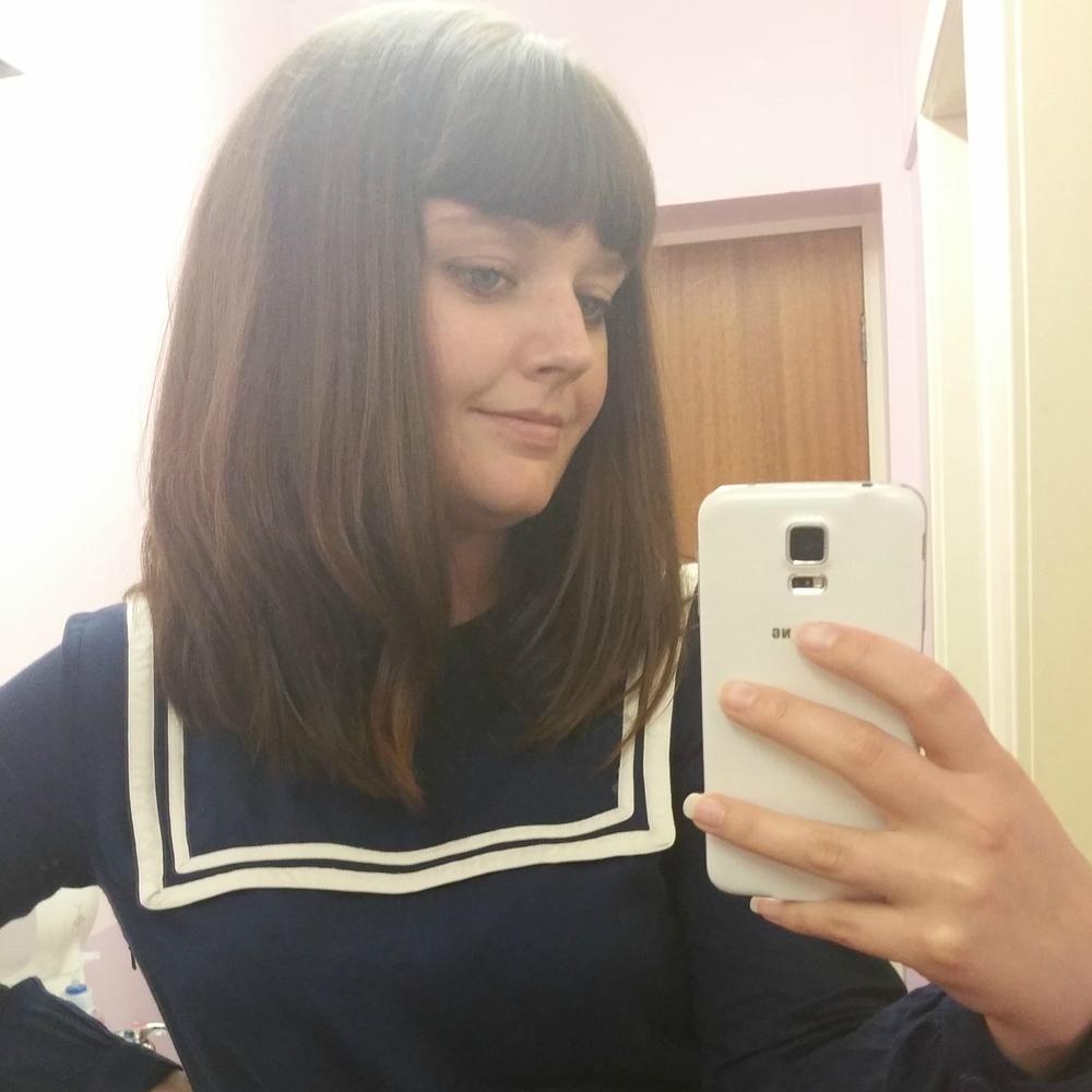 Asos sailor playsuit blue