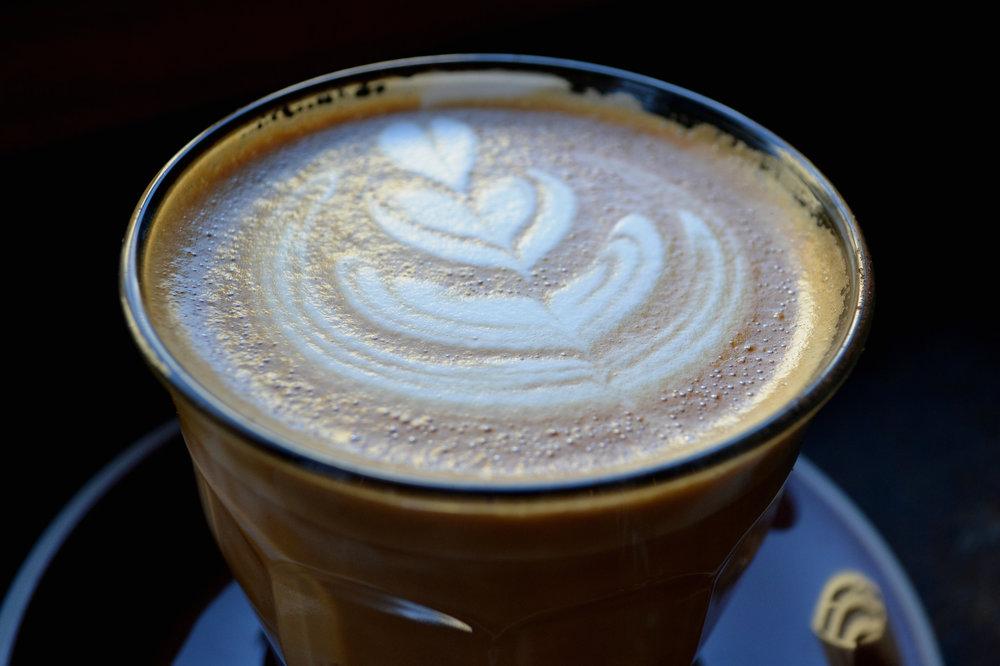 Federal Cafe latte