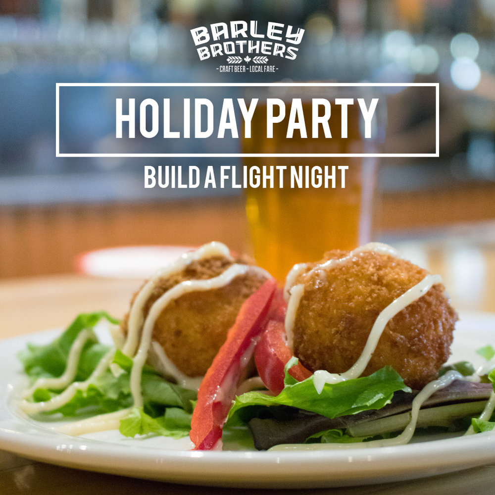 Course 1 - Housemade Jalapeno Poppers served with a Smoked Maple Aioli Paired with Little Brown Jug's 1919 Belgium Pale Ale.