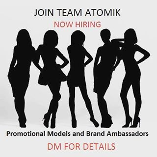 Looking for some ladies who want to be part of #teamatomik. For event promotions, photo shoots, patient appreciation days, social media promotions, etc.  If your in the cannabis industry or looking to get into the industry, this could be a great opportunity to be part of a multi Cannabis Cup Award Winning brand!  Please DM for details Or email info@atomik420.com  #atomik #atomik420 #atomikmoonrocks #moonrock  #poweredbyweedmaps #Hightimes #cannabiscup #award #winning #moonrocks #infusedcannabis #sclabs #theclear #popnaturals #weedmaps #legalize #cannabis #420 #marijuana #mmj #nugporn #strongaf #takeyourhightothenextlevel #rewardyourself  #⚛ #atomikgirls