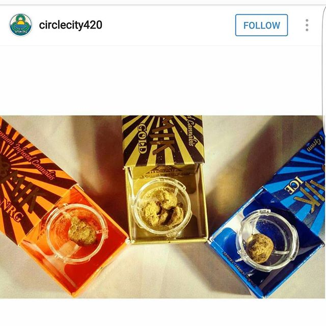 If your in Corona and trying to find the best @atomik420 @moon.rocks check out @circlecity420.  Atomik Gold, Atomik NRG, and Atomik Ice on deck!  #atomik #atomik420 #atomikmoonrocks #moonrock  #poweredbyweedmaps #Hightimes #cannabiscup #award #winning #moonrocks #infusedcannabis #sclabs #theclear #popnaturals #weedmaps #legalize #cannabis #420 #marijuana #mmj #nugporn #strongaf #takeyourhightothenextlevel #rewardyourself  #⚛ #circlecity #ice #gold #nrg