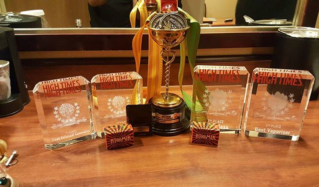 Its official. @atomik420 @moon.rocks 7x High Times Cannabis Cup award winner. Swept the infused cannabis category and 2nd best vape and 3rd best glass. Thank you to everyone who joined and voted for us at the @hightimesmagazine Norcal cup.  Looking forward to @chalicefestival and @hightimesmagazine in July and @highlifemusicfest in August. ⚛ 🔥  #7x #takingover #glass #vapes #atomik #atomik420 #atomikmoonrocks #moonrock #poweredbyweedmaps #Hightimes #cannabiscup #award #winning #moonrocks #infusedcannabis #sclabs #theclear #popnaturals #weedmaps #legalize #cannabis #420 #marijuana #mmj #nugporn #strongaf #takeyourhightothenextlevel #rewardyourself #⚛