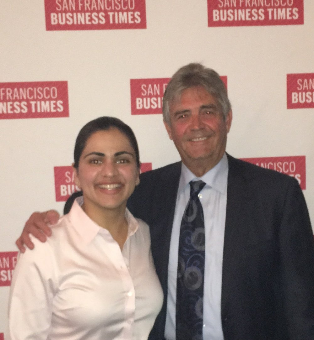 SF Business Times' Most Influential Woman In Bay Area Business