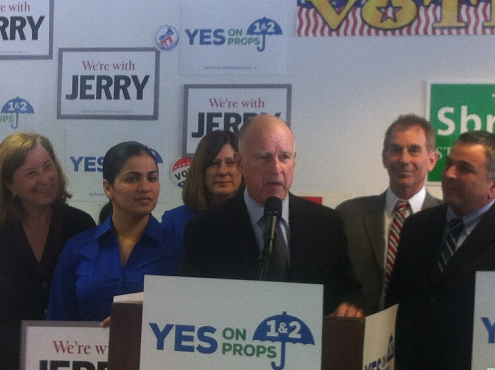 Jerry Brown & Other Elected Officials