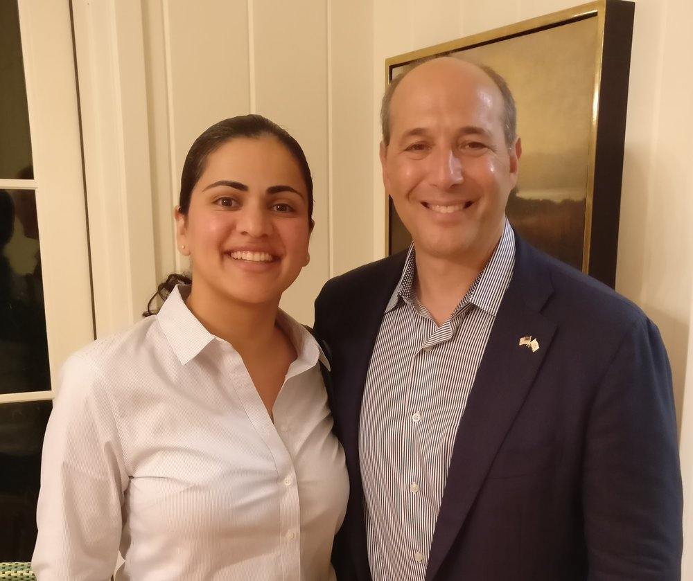 Lt. Governor Candidate Jeff Bleich