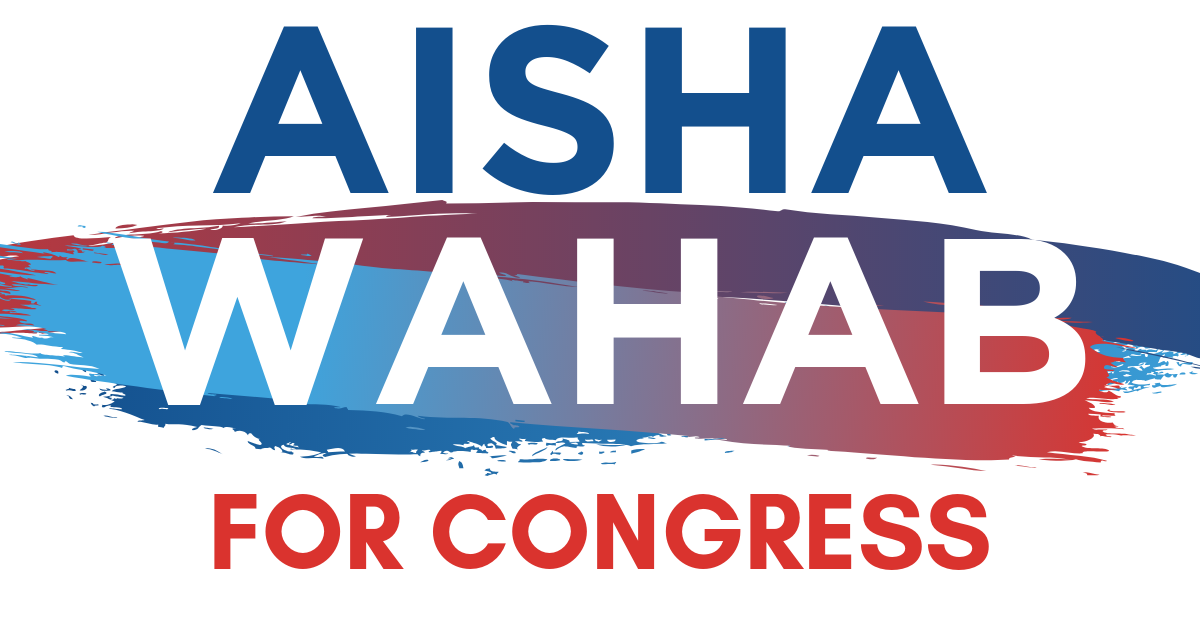 Aisha Wahab for Congress