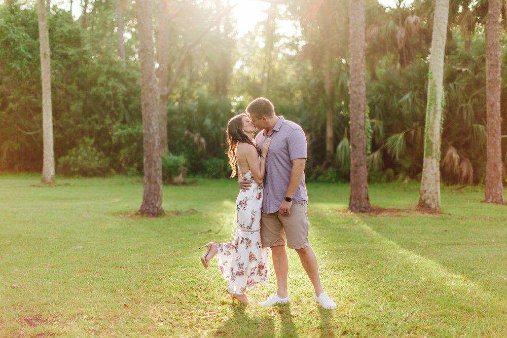 2018.08.10 Jay and Lauren Engagement Elopement Session at Fox Lake Park Titusville THE HORNES-13.jpg