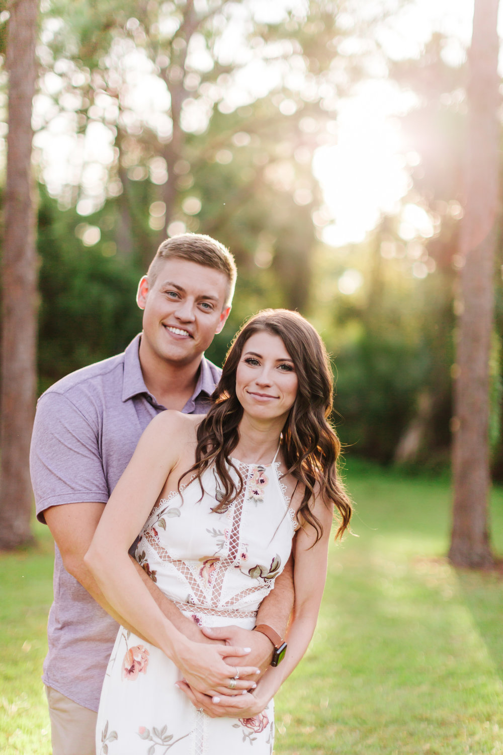 2018.08.10 Jay and Lauren Engagement Elopement Session at Fox Lake Park Titusville THE HORNES-24.jpg