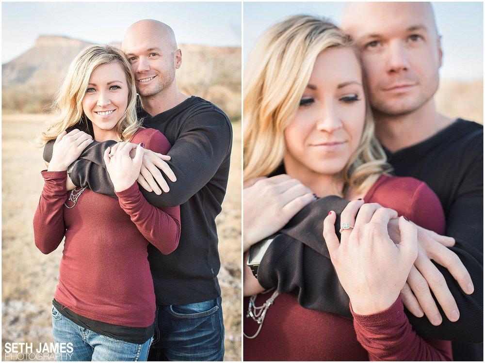 Palisade Engagement Photo