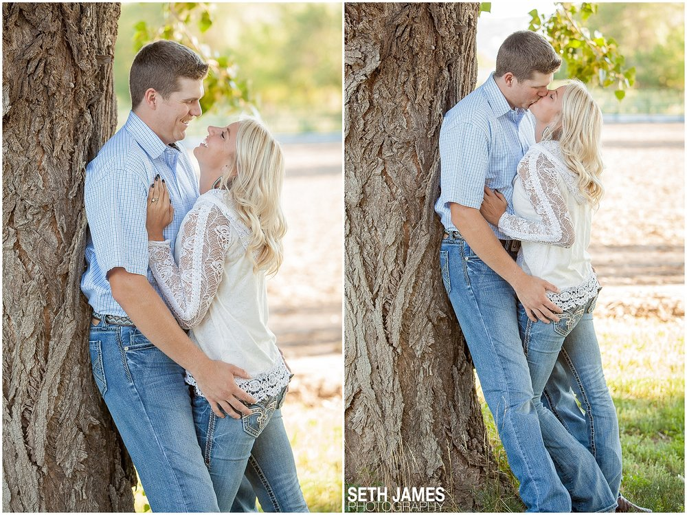 Fruita Colorado Engagement