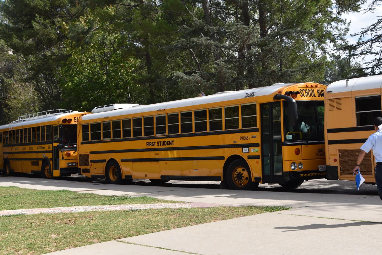Bus Information — Community Magnet Charter School