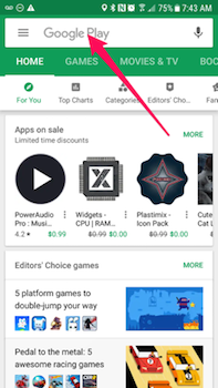 Search Play Store for: investedapp.  fɛn InvestED app insai play store.