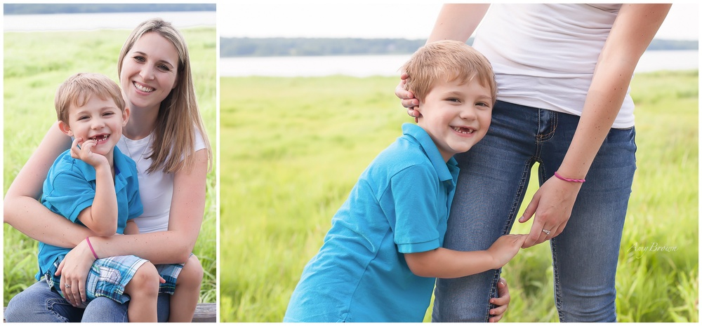 Greenland New Hampshire family photographer | Great Bay Family Session | Amy Brown Photography | NH family photographer