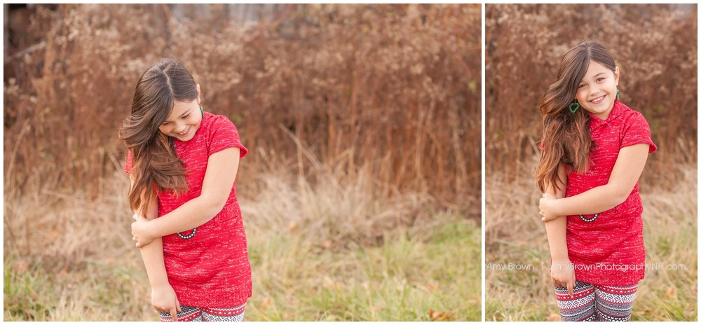 Epping, New Hampshire family photographer | Christmas family photos