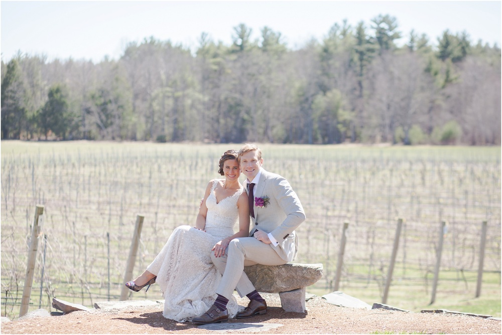 Southern New Hampshire Wedding Photographer  | Vineyard Wedding Flag Hill Winery Lee, New Hampshire | Amy Brown Photography