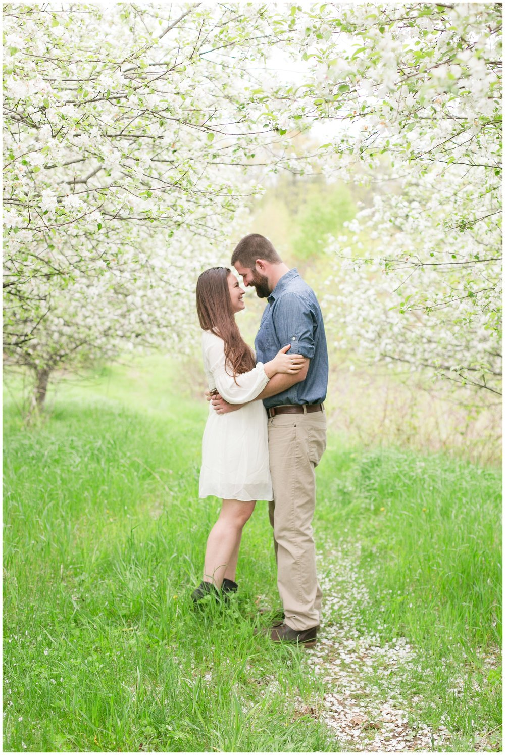 Epping, NH Engagement Session | Seacoast New Hampshire Wedding Photographer | Amy Brown Photography