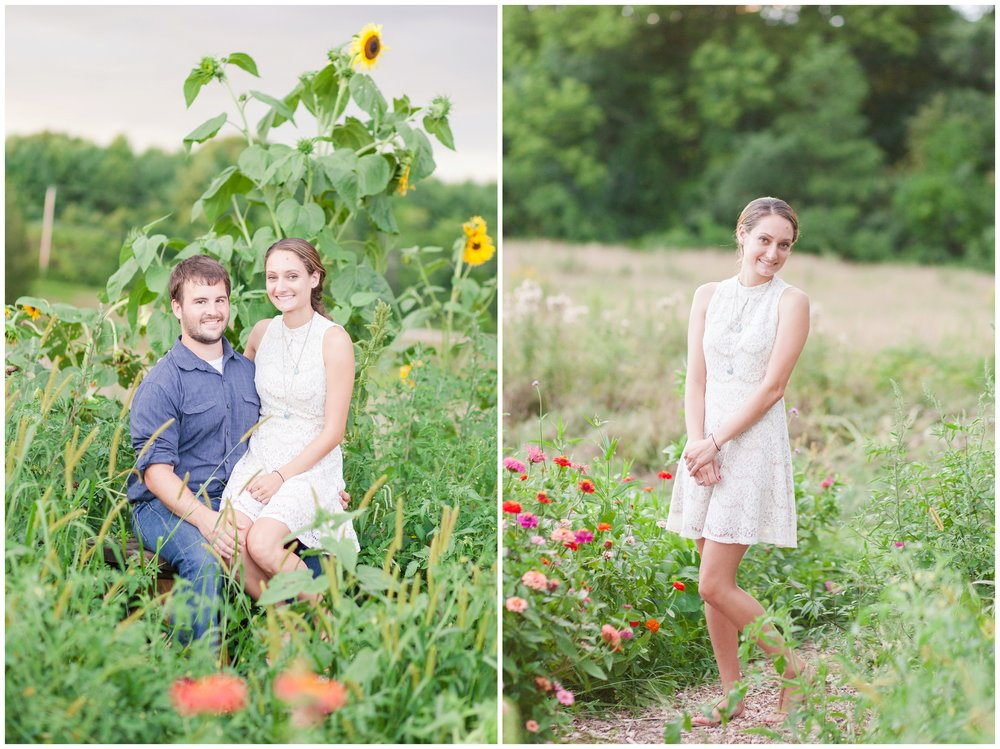 Seacoast NH Wedding Photographer | Wagon Hill Engagement Session | NH Farm Wedding