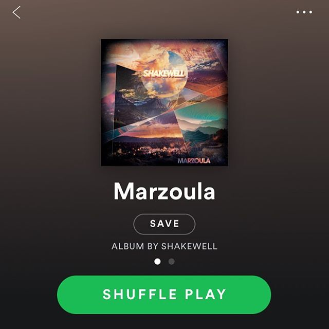 Super stoked to announce the online release of our album Marzoula!! Thanks to @playonbrother and @evergroove for all of your help! Bump that shiz! Link in bio 🔥💥🔥