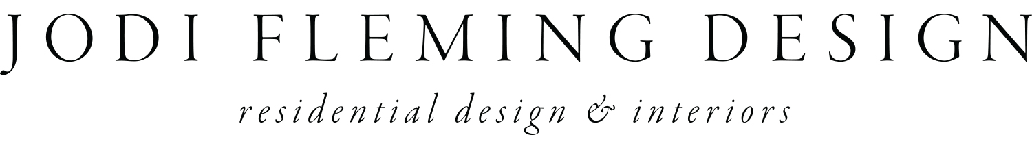 Jodi Fleming Design