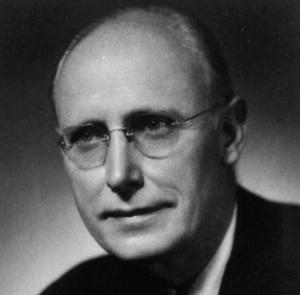 Arthur C. Nielsen, Sr., Founder of the A.C. Nielsen Company. Husband of Gertrude B. Nielsen