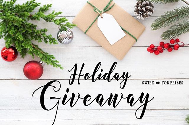 "Guess what?! We are teaming up with @thevintagesparrow to do a holiday giveaway just for you! 🎄 The prize includes our holiday pullover, a ""Strength & Courage"" necklace from the Vintage Sparrow and a $20 War Ink gift card! (If you're a girl, this prize is great for you! If you're a guy, this prize is great as a gift for a girl & the gift card can be for you 😉) Here's how you can enter to win: 1️⃣ Like this post 👍🏻 2️⃣ Follow @thevintagesparrow & @warinkmfg 3️⃣ Tag 2 friends would would want to win 4️⃣ Share this post on your story! 🎁 The winner will be announced Monday morning and shipped before Christmas! Good luck! 🎉"