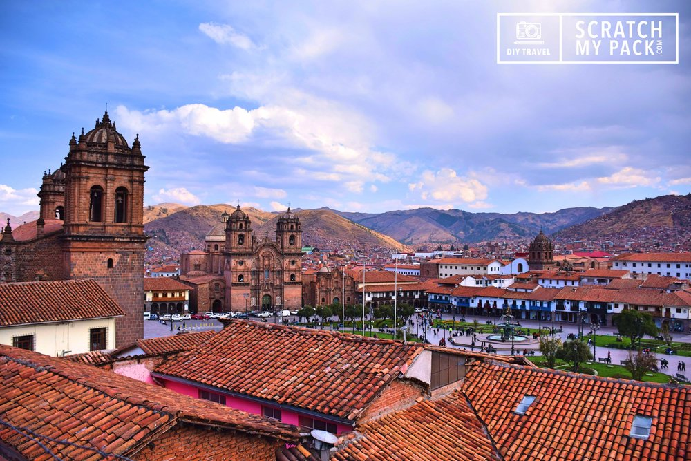 Cusco, Peru - The start of your journey
