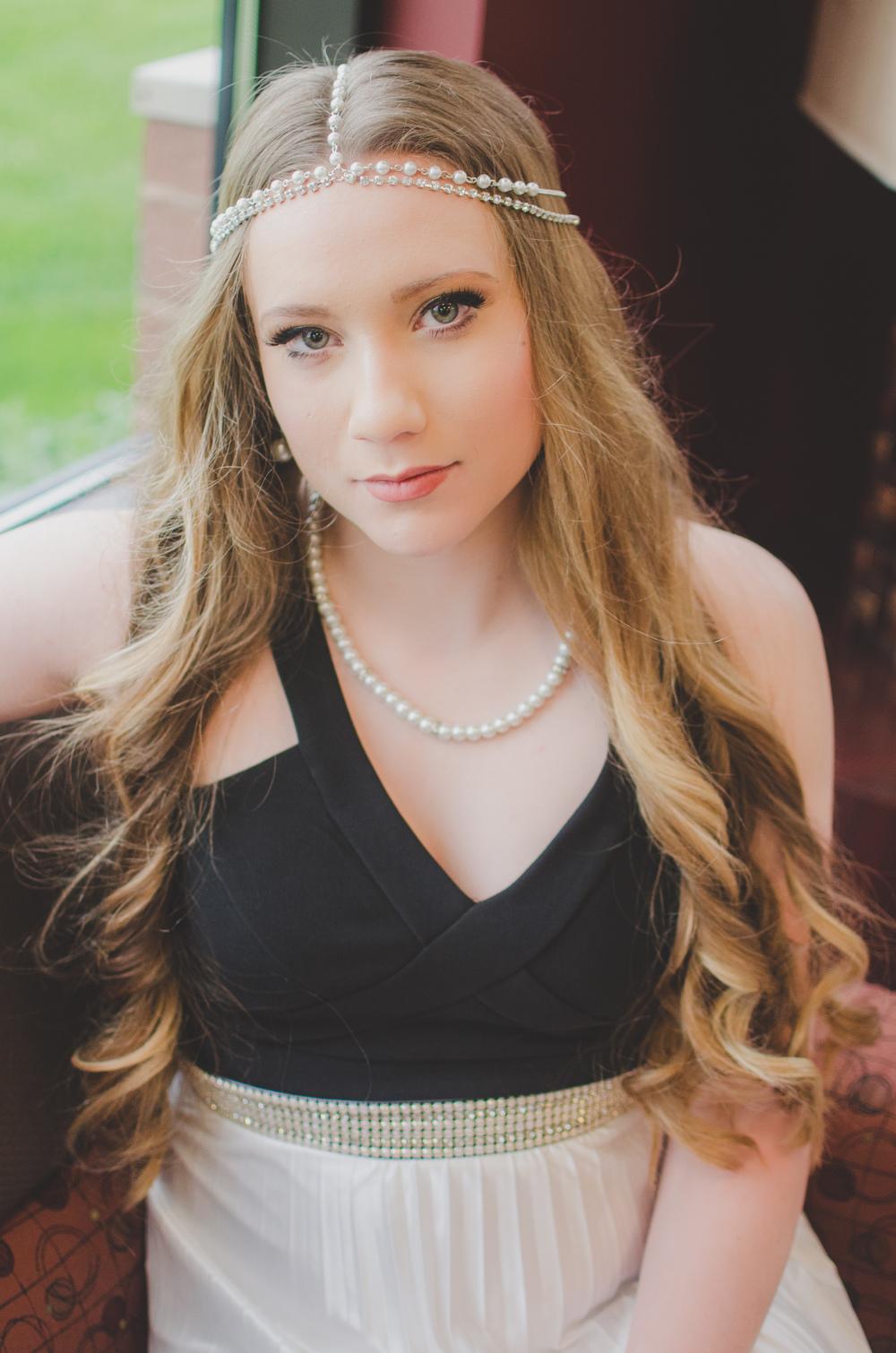 Millbury Ohio Senior Prom Photos. Jessica & McKenzie. Lake High ...