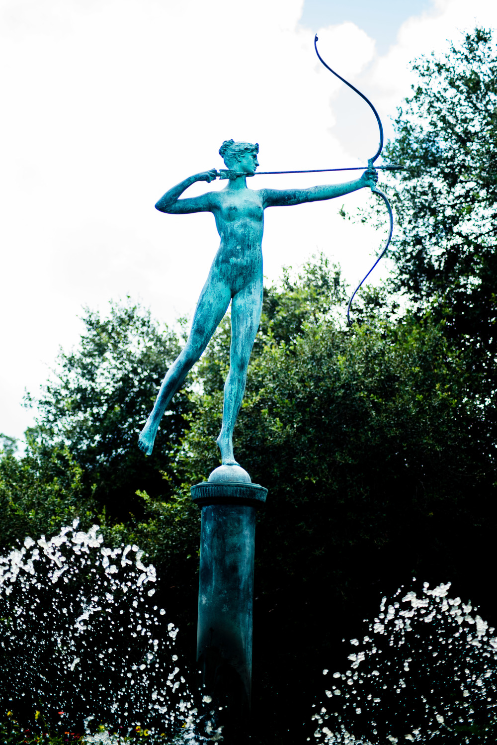 Brookgreen Gardens. Murrells Inlet. South Carolina. — Rebecca ...