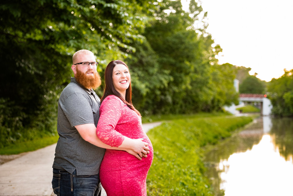 bowling green maternity photos
