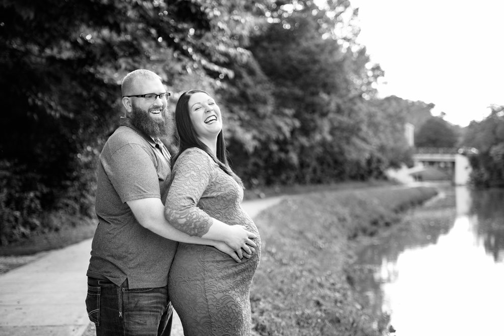toledo maternity photos