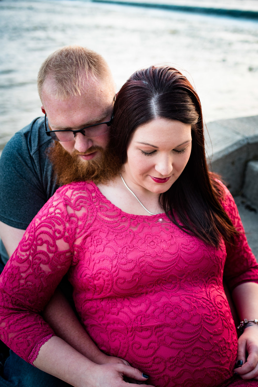 ohio maternity photography